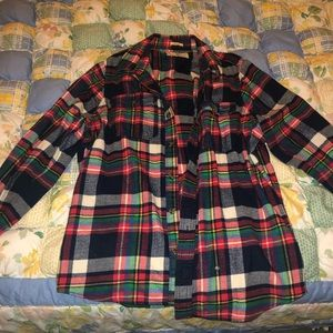 Abercrombie and Fitch Men's flannel